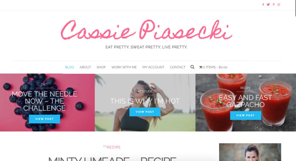 The WOW Life / Cassie Piasecki